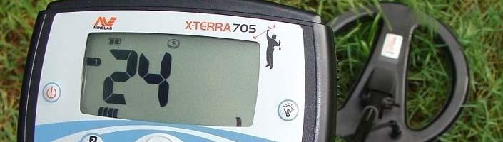 minelab 705